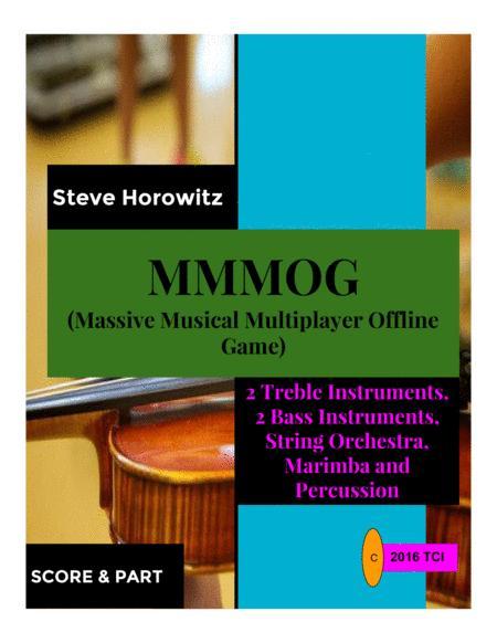 Massive Musical Multiplayer Offline Game