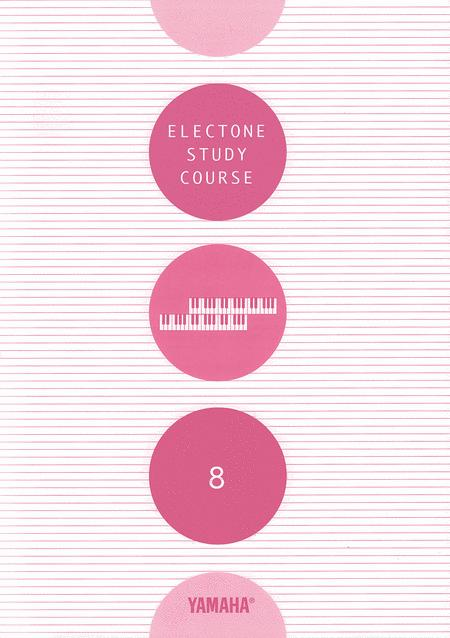 Yamaha Electone Study Course Songbook 8