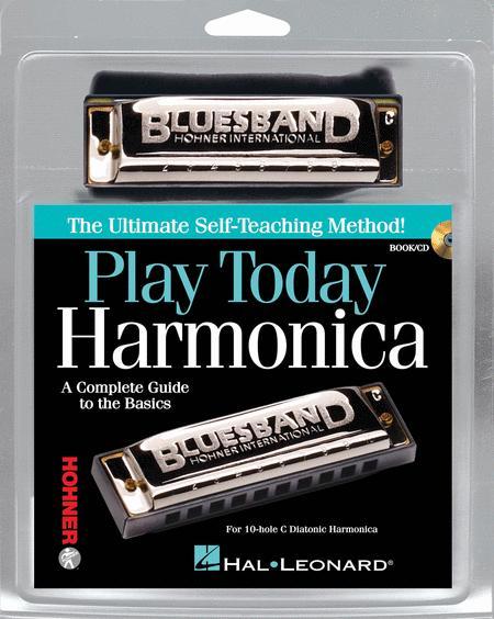 Play Today Harmonica Kit