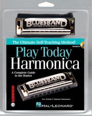 Play Today Harmonica Kit