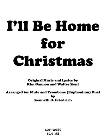 i ll be home for christmas duet