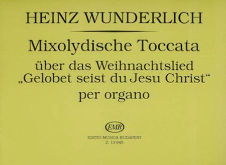 Mixolydische Toccata