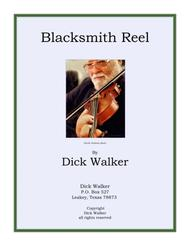 Blacksmith Reel, a fiddle tune