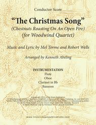 The Christmas Song (Chestnuts Roasting On An Open Fire) (for Woodwind Quartet)