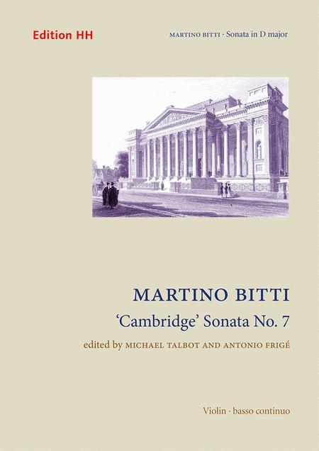 'Cambridge' Sonata No. 7