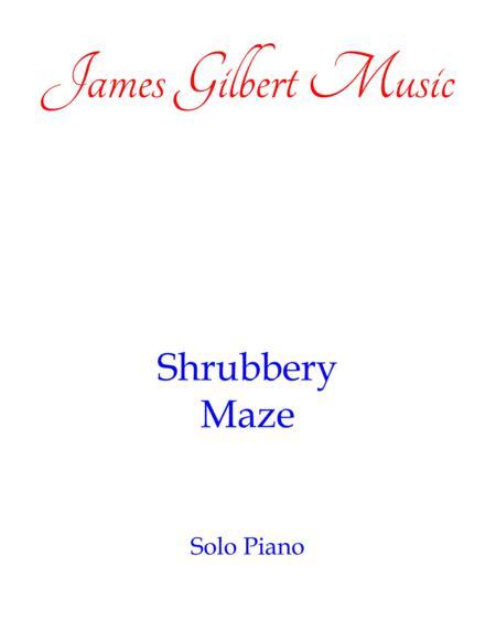 Shrubbery Maze