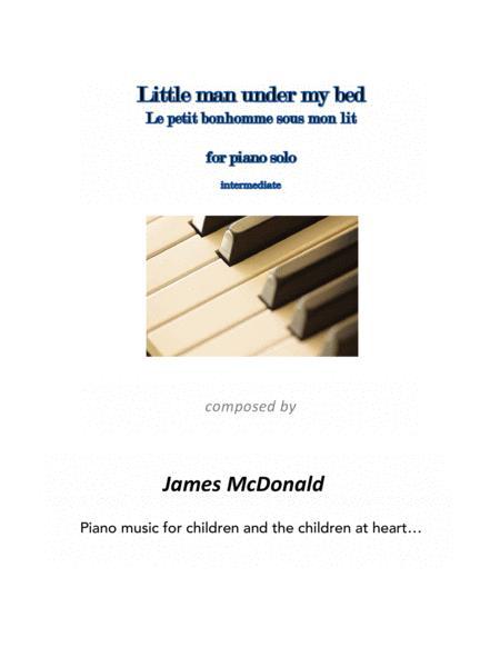 Little man under my bed