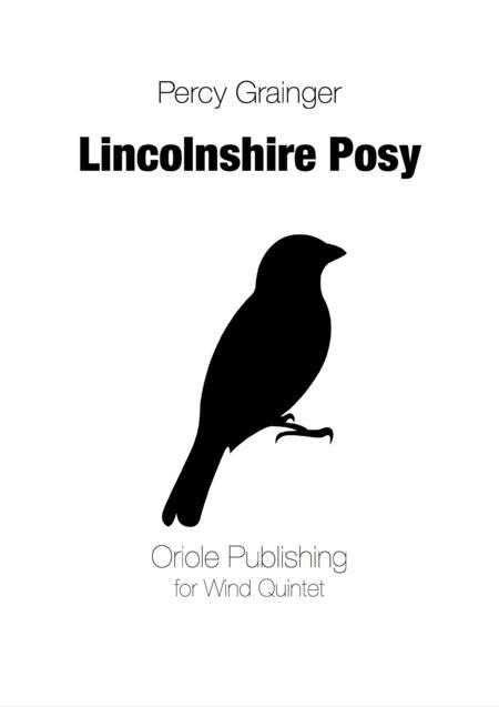 Grainger Lincolnshire Posy for Wind Quintet - I. Lisbon