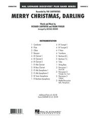 Merry Christmas, Darling - Conductor Score (Full Score)