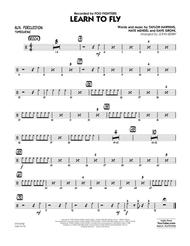 Learn to Fly - Aux Percussion