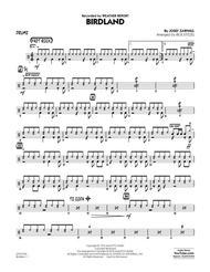 Birdland - Drums