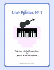 Lunar Reflection, No. 1 (Romantic Violin)