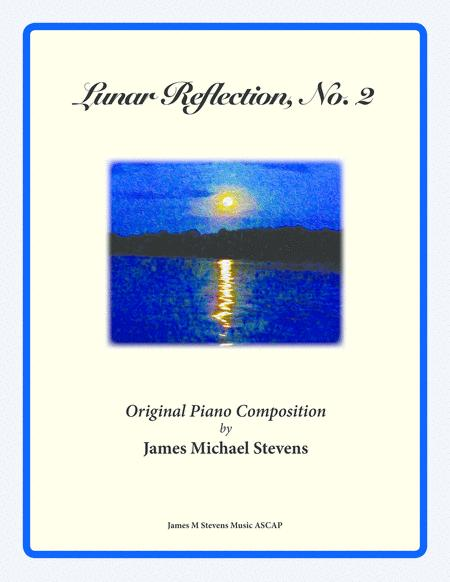 Lunar Reflection, No. 2 (Romantic Piano)