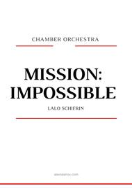 Mission: Impossible Theme  from the Paramount Television Series MISSION: IMPOSSIBLE