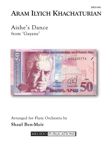 Aishe's Dance for Flute Orchestra