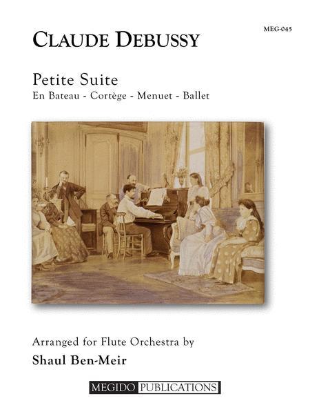 Petite Suite for Flute Orchestra