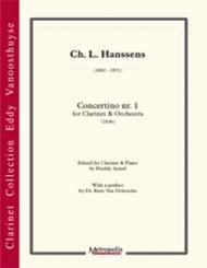 Concertino No. 1 (Piano Reduction)