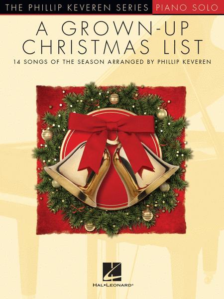 A Grown-Up Christmas List