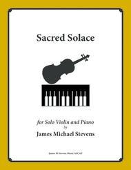 Sacred Solace - Solo Violin