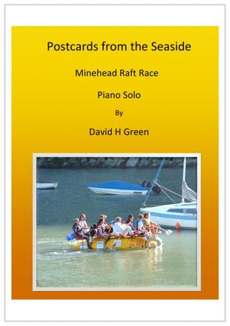 Postcards from the Seaside - Minehead Raft Race