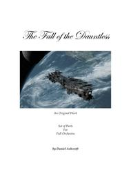 The Fall of the Dauntless - Parts Only
