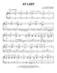 Somethings got a hold on me: etta james sheet music for piano.