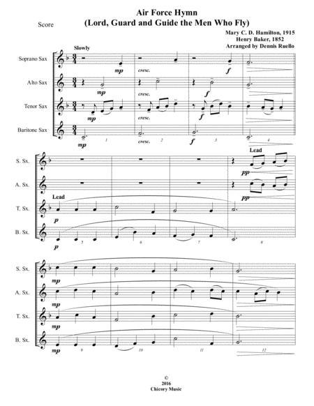 Air Force Hymn (