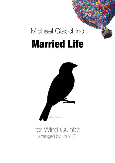 M. Giacchino - Married Life (arr. for Wind Quintet)