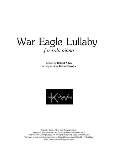 War Eagle Lullaby