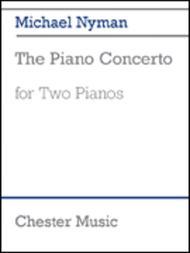 Michael Nyman: The Piano Concerto (2 Pianos)
