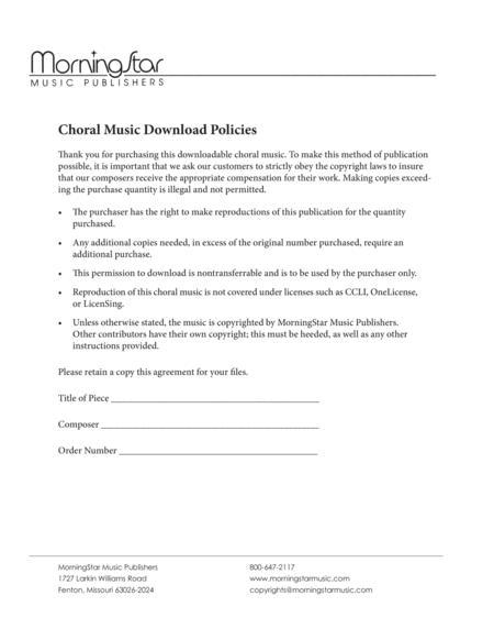 Silent Night (Piano/Choir Score)