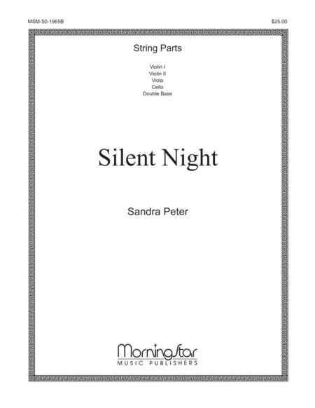 Silent Night (String Quintet Parts)