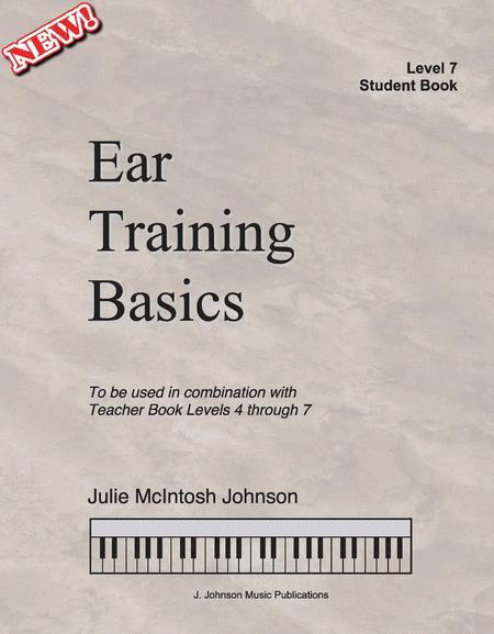 Ear Training Basics: Level 7
