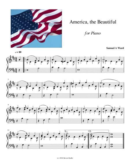 America, the Beautiful