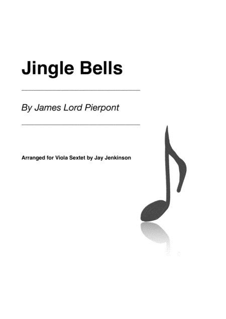 Jingle Bells for Six Violas