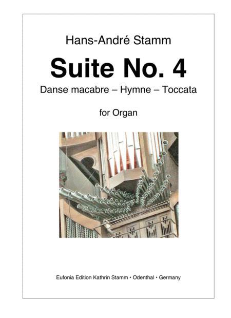 Suite No. 4 for organ