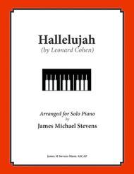 Hallelujah (Piano Solo)
