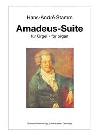 Amadeus-Suite for organ
