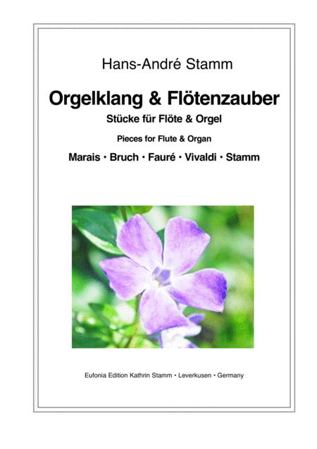 Organ Sound and Flute Magic for flute & organ