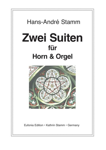 Two Suites for Horn & Organ