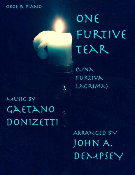 Una Furtiva Lagrima (One Furtive Tear): Oboe and Piano