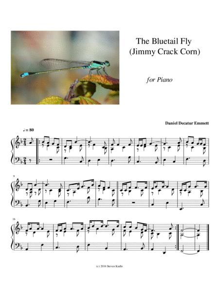 The Bluetail Fly (Jimmy Crack Corn)