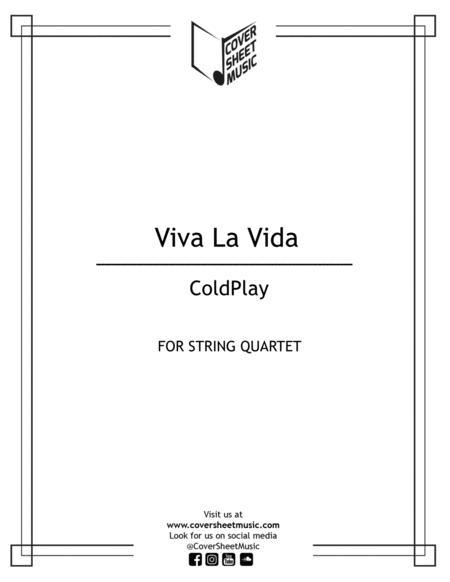 Viva La Vida String Quartet