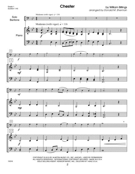 Kendor Debut Solos - Baritone T.C. & B.C. - Piano Accompaniment