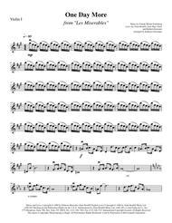 One Day More (Le Miserables) - String Quartet
