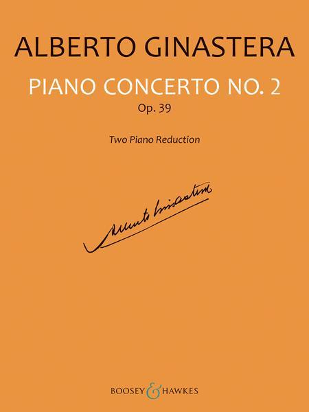 Piano Concerto No. 2, Op. 39