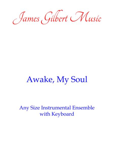 Awake My Soul (Any Size Church Orchestra Series)