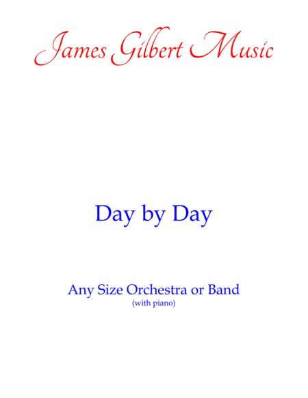 Day By Day (Any Size Church Orchestra Series)