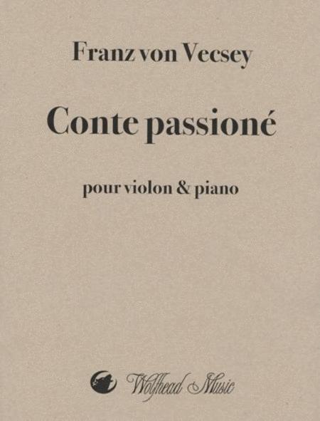 Conte passione (Tale of Passion)