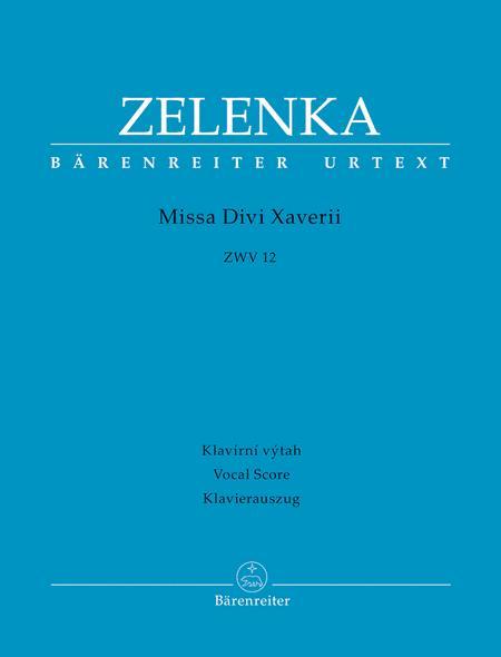 Missa Divi Xaverii ZWV 12